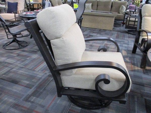 rocking patio chair