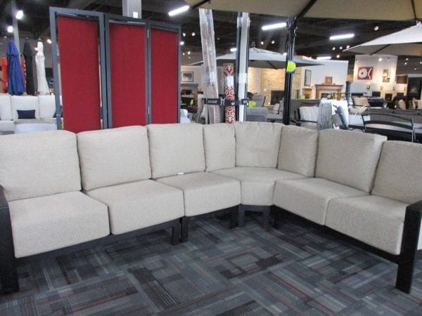 outdoor patio sectional